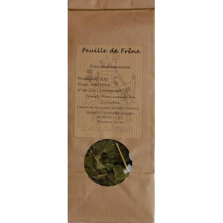 Frêne feuille 25g, Naturel, Tisane, Infusion Fraxinus excelsior