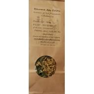 Rhume des Foins Infusion Naturel 30g Tisane Fleurs de Sureau, Ortie, Plantain, Camomille